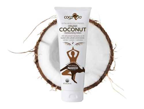 CocoRoo® Naturally Naked USDA Organic Coconut Oil 1