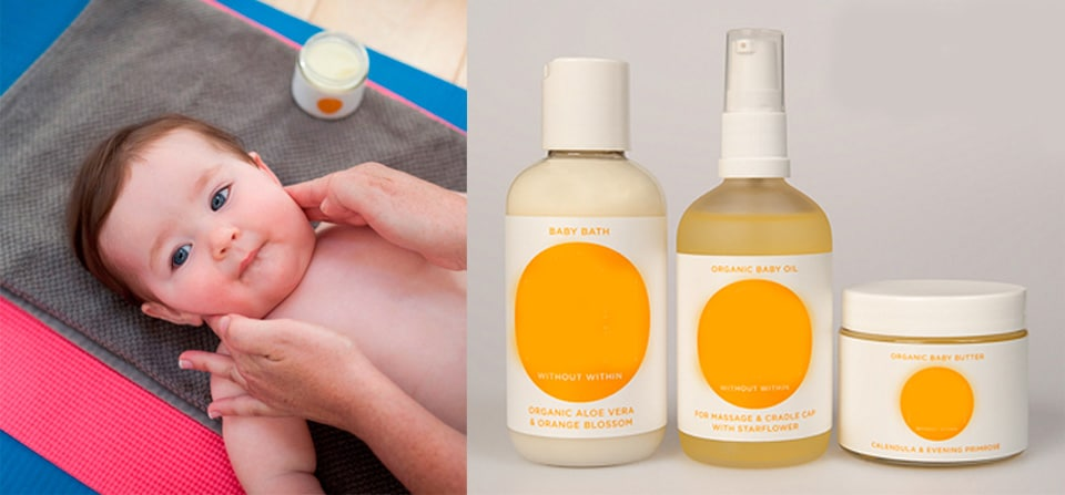 organic skin care for babies