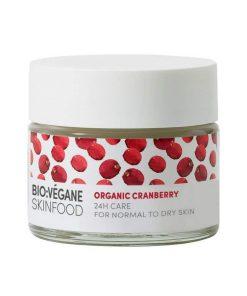 BioVegane Cranberry 24H Care