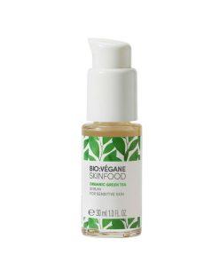 BioVegane Organic Green Tea Face Serum