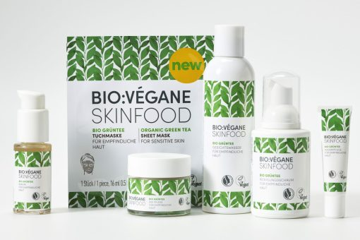 BioVegane Organic Green Tea Gift Set or Starter Kit