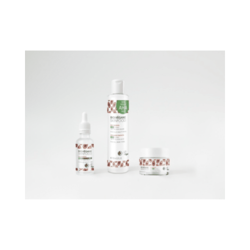 BioVegane Organic Papaya AHA Set Bundle