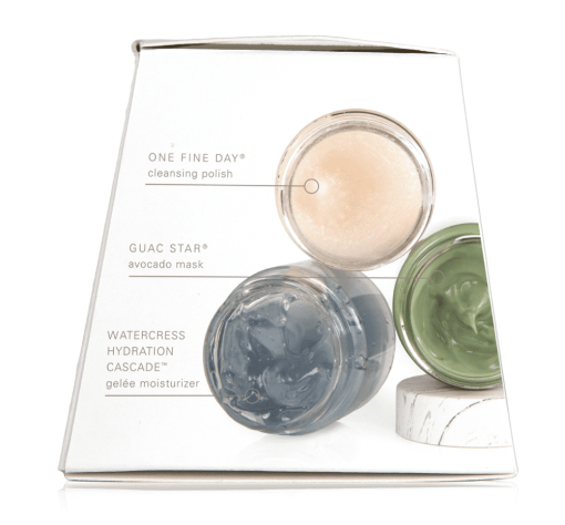 Farmhouse Fresh Hydration Cascade 3-step Instant Spa Facial 3