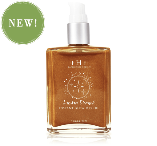 Farmhouse Fresh Lustre Drench Instant Glow Dry Oil