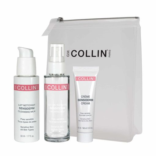 GM Collin Soothing Discovery Travel-Size Kit Set
