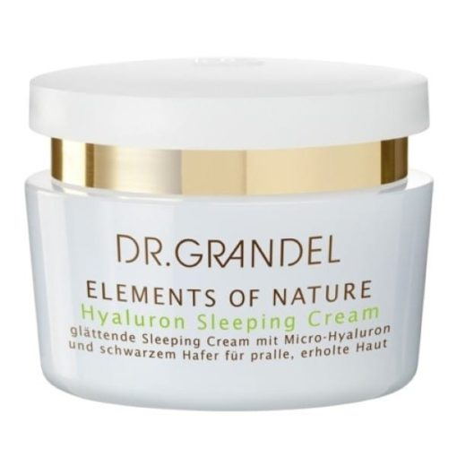 Dr Grandel Elements of Nature Hyaluron Smoothing Sleeping Cream