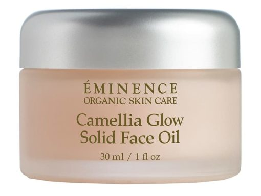 Eminence Organics Camellia Glow Solid Face Oil