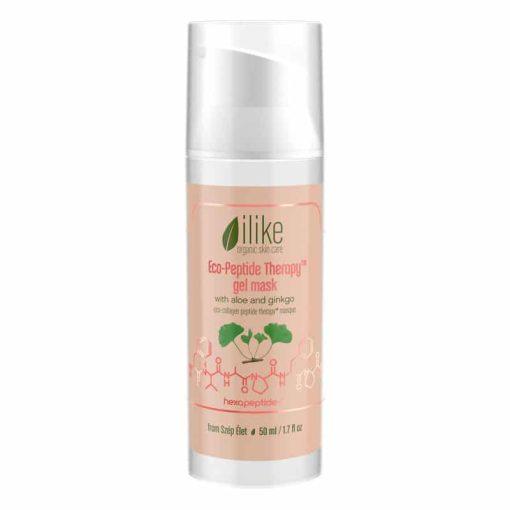 ilike Eco-Peptide Therapy Gel Mask with Aloe and Ginkgo - 50 ml / 1.7 fl oz 1