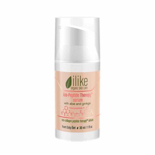 ilike Organics Eco-Peptide Therapy Serum with Aloe and Ginkgo
