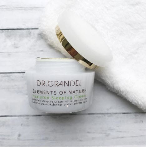 Dr Grandel Elements of Nature Hyaluron Smoothing Sleeping Cream - 50ml 1