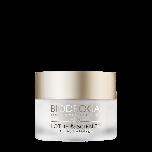 Biodroga Lotus & Science Anti-Age Night Care - 50ml 1