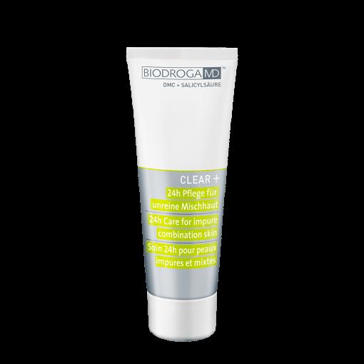 Biodroga MD Clear+ 24H Care- Impure | Combo - 75ml 1