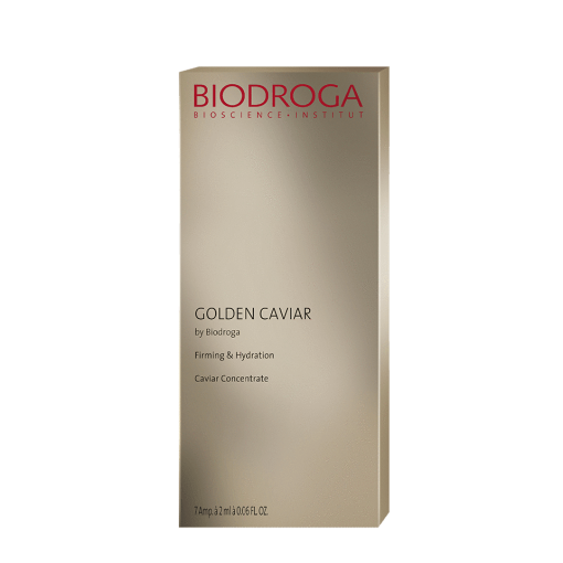 Biodroga Golden Caviar Firming & Hydration Concentrate - Box Of 7 1