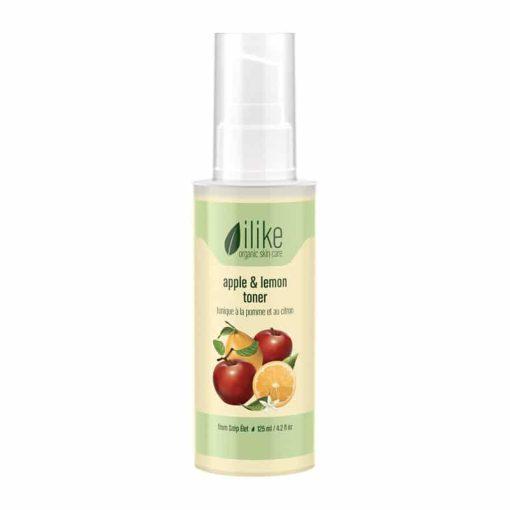 Ilike Organics Apple & Lemon Toner
