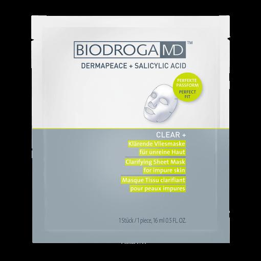Biodroga MD Clear+ Sheet Mask - 5 ct 1