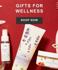 Organic Skin Care Gift Vouchers