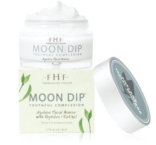 Farmhouse Fresh Moon Dip Complexion Ageless Facial Mousse - 1.7 oz 1