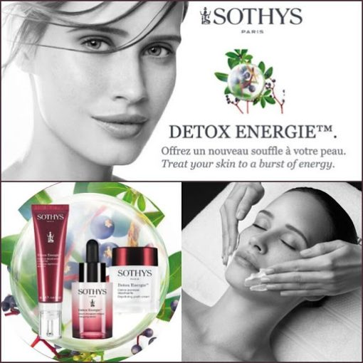 Sothys Detox Energie Protective Depolluting Essence - 1.01 oz 1