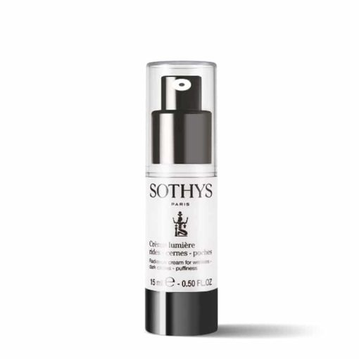 Sothys Radiance Cream For Wrinkle Dark Circles Puffiness