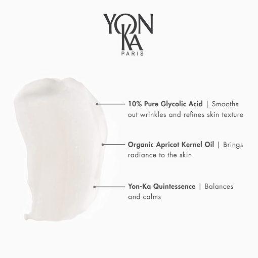 Yonka Glyconight 10% Masque