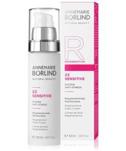 Annemarie Borlind ZZ Sensitive System Anti-stress Regenerative Night Cream