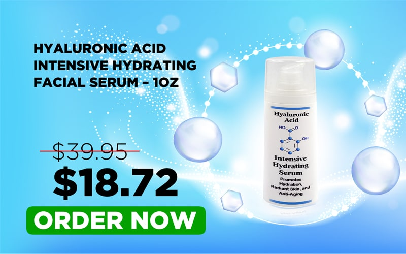 Hyaluronic Acid Benefits For Dry Skin and Mature Skin 1