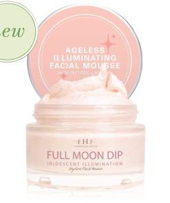 Farmhouse Fresh Full Moon Dip Iridescent Facial Mousse