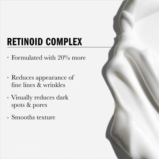 Retinol Anti-Aging Moisturizer Advanced Night Repair Face Cream - 1oz 2