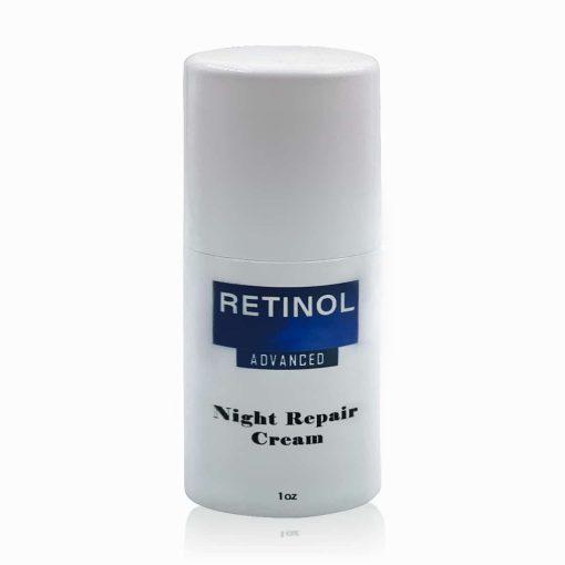 Retinol Anti-Aging Moisturizer Advanced Night Repair Face Cream
