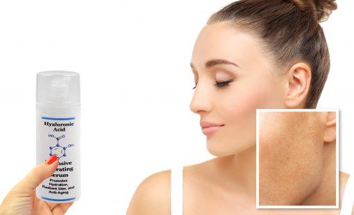 Hyaluronic Acid Intensive Hydrating Facial Serum - 1oz 4